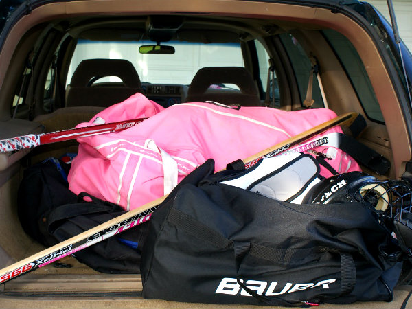 hockey bag 2