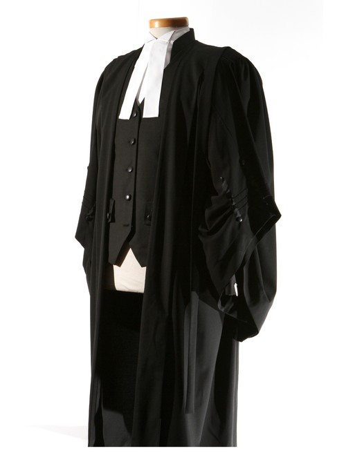 lawyer robes