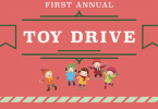 toy drive text