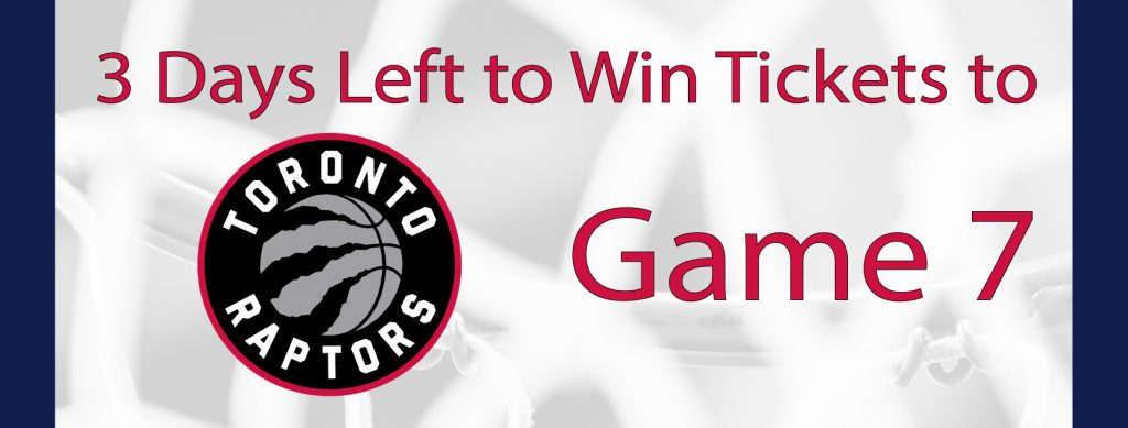 raptors win tickets contest giveaway game 7