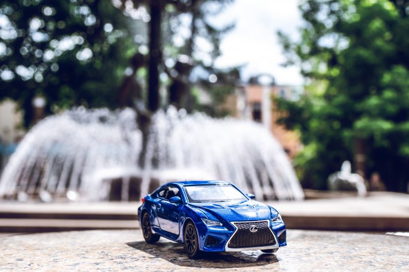 mini lexus car