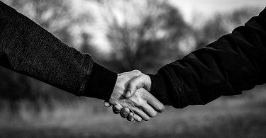 bw handshake