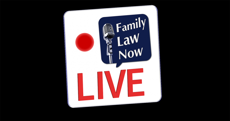 family law now live logo